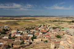 Montuenga de Soria, Spain.  Stock Photos