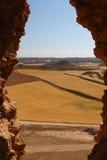 Montuenga de Soria, Spanien Royaltyfri Fotografi