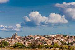 Montuiri Mallorca Stock Image