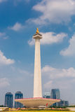 Monumen Nasional in Jakarta Stock Photo
