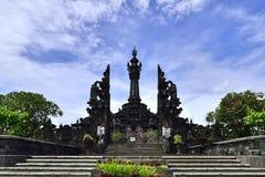 Monumen Perjuangan Rakyat Bali photographie stock libre de droits