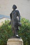 Monument à Alexander Pushkin Photos libres de droits