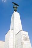 Monument à Budapest Image stock