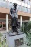 Monument à César Vallejo image stock