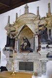 Monument à Dame Maria Bayton Image libre de droits