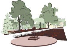 Monument à douze présidences. Image stock