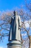 Monument à Felix Dzerzhinsky dans le Museon Art Park à Moscou Photographie stock