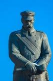Monument à Jozef Pilsudski, Varsovie, Pologne Photo libre de droits
