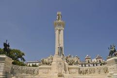 Monument à la constitution Photo stock