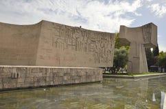 Monument à la découverte de l'Amérique Photos libres de droits