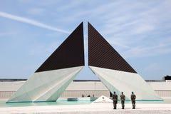 Monument à Lisbonne, Portugal Photos stock