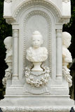 Monument époux royal de la Reine Sunanta, du Roi Rama V de ` s, et thei photo stock