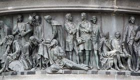Monument Lizenzfreie Stockfotos