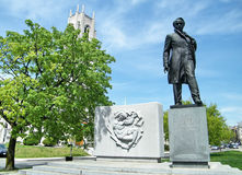 Monument 2010 de Washington Taras Shevchenko Images stock