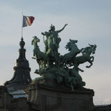 monument royaltyfria bilder