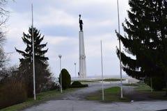 monument Stock Afbeelding