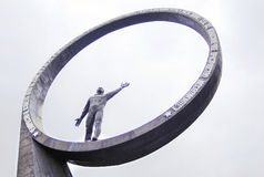 Monument aan Stock Fotografie