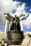 Monument aan Alexander II zar Stock Afbeeldingen