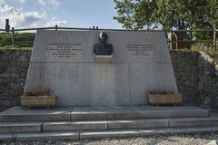 Monument aan Algemeen Jean Gilles royalty-vrije stock afbeelding