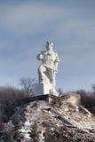Monument aan Artem in Svyatohirsk Royalty-vrije Stock Afbeelding