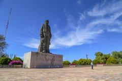 Monument aan Benito Juarez QUERETARO stock foto's