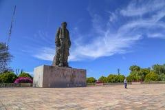 Monument aan Benito Juarez QUERETARO royalty-vrije stock foto