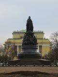 Monument aan Catherine Groot Stock Foto's