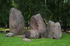 Monument aan de aanhangers Stock Foto's
