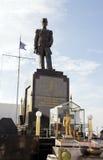 Monument aan de Admiraal van koninklijke Thaise vloot Prinze van Krom Luang Jumborn Khet Udomsakdi royalty-vrije stock foto's