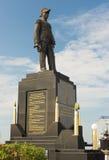 Monument aan de Admiraal van koninklijke Thaise vloot Prinze van Krom Luang Jumborn Khet Udomsakdi stock afbeeldingen