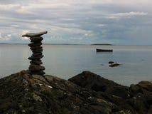 Monument aan de Atlantische Oceaan stock fotografie