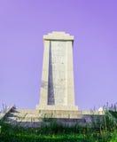 Monument aan de gevallen aanhangers Royalty-vrije Stock Foto