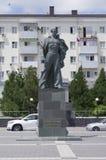 Monument aan de onbekende zeeman in Novorossiysk Royalty-vrije Stock Foto