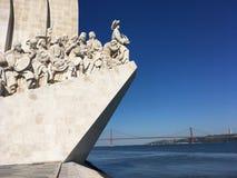 Monument aan de ontdekkingen Stock Foto's