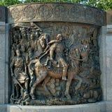 Monument aan de Prins Vladimir van Heilige Royalty-vrije Stock Afbeeldingen