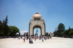 Monument aan de Revolutie Stock Foto