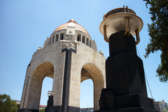 Monument aan de Revolutie Royalty-vrije Stock Foto's