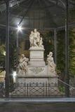Monument aan Demidov door Bartolini 1871 in Florence Royalty-vrije Stock Fotografie