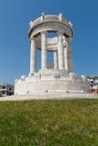 Monument aan Gevallen stock afbeeldingen