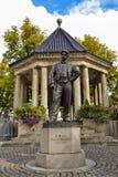 Monument aan Johan Halvorsen Stock Fotografie