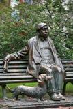 Monument aan Mikola Yakovchenko Royalty-vrije Stock Fotografie