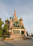 Monument aan Minin en Pozharsky Royalty-vrije Stock Afbeeldingen