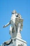 Monument aan Mozart, Wenen, Oostenrijk Stock Afbeelding