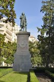 Monument aan Murillo Royalty-vrije Stock Afbeelding