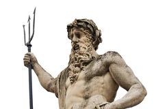 Monument aan Neptunus Royalty-vrije Stock Foto