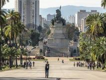 Monument aan Onafhankelijkheid op Onafhankelijkheidspark, in 1922 wordt geopend die royalty-vrije stock foto's