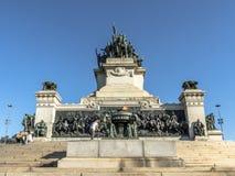 Monument aan Onafhankelijkheid op Onafhankelijkheidspark, in 1922 wordt geopend die royalty-vrije stock afbeelding