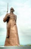 Monument aan Rood Leger, Stavropol Rusland Royalty-vrije Stock Afbeelding