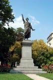 Monument aan Sandor Petofi royalty-vrije stock afbeelding
