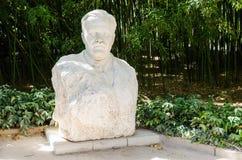 Monument aan V molotov De Botanische tuin van Nikitsky Royalty-vrije Stock Afbeelding
